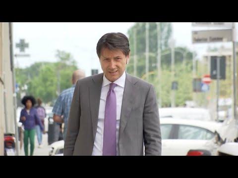 Italy's prime minister-designate to be sworn in