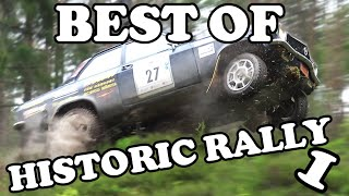 Historic Rallying - On the limit and beyond!