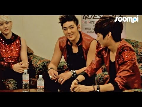 [Interview] NU'EST Talk About Their Trainee Days, Twitter, and Weird Habits!