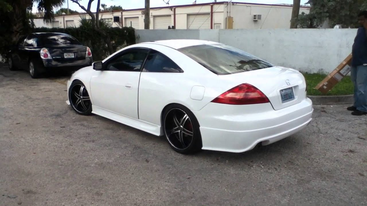 Honda accord kitted out video youtube sciox Choice Image
