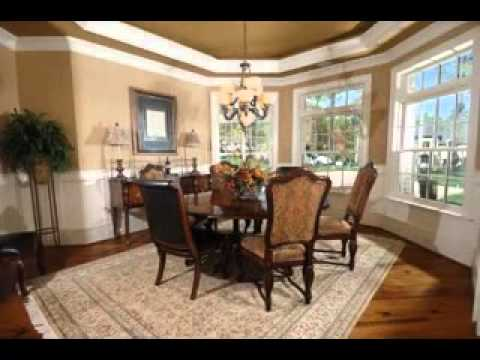 Easy Traditional dining room design ideas
