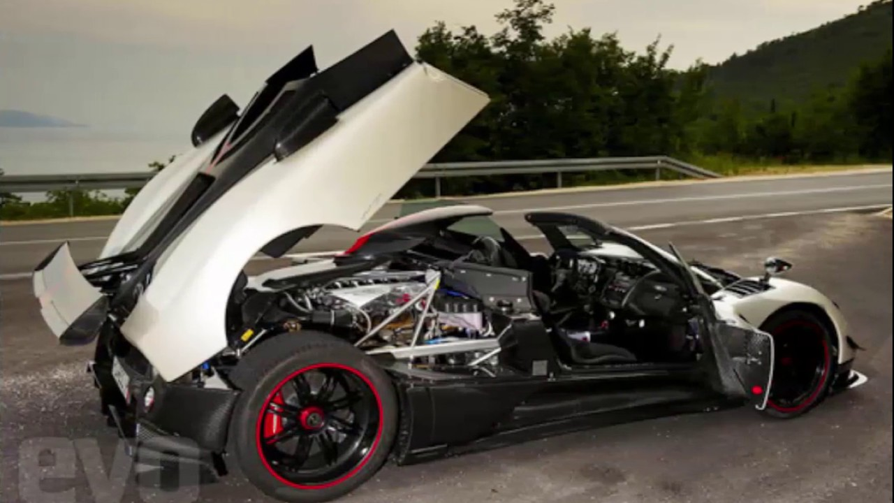 The Most Anticipated Supercars Of Pagani Zonda Cinque