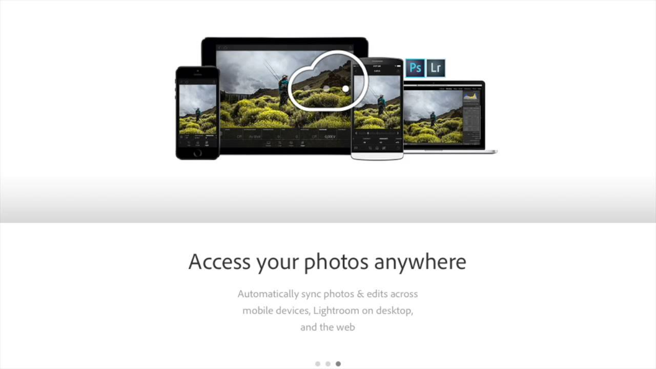 Setting Up Lightroom Mobile - iOS Devices