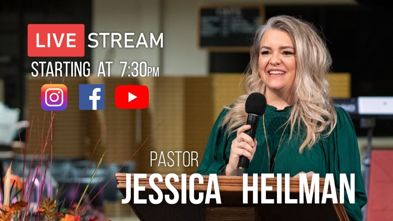 Jesus Lives A Fasted Life | Jessica Heilman | 2.17 Wed