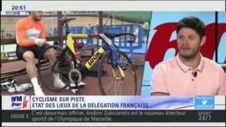 Interview BFM Sport (Octobre 2016)