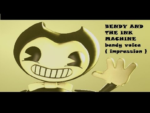 [Full Download] Bendy And The Ink Machine Bendy Voice ...
