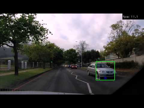 Lane and Car Tracking with OpenCV and C# | Doovi