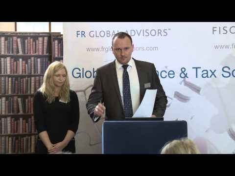 FiscalReps Indirect Tax Academy 2014: Taxing Insurance Products - Marine/Aviation