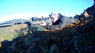 Kawekas NZ spring sika hunt 2017