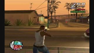 GTA San Andreas Моды #6 Больше территории