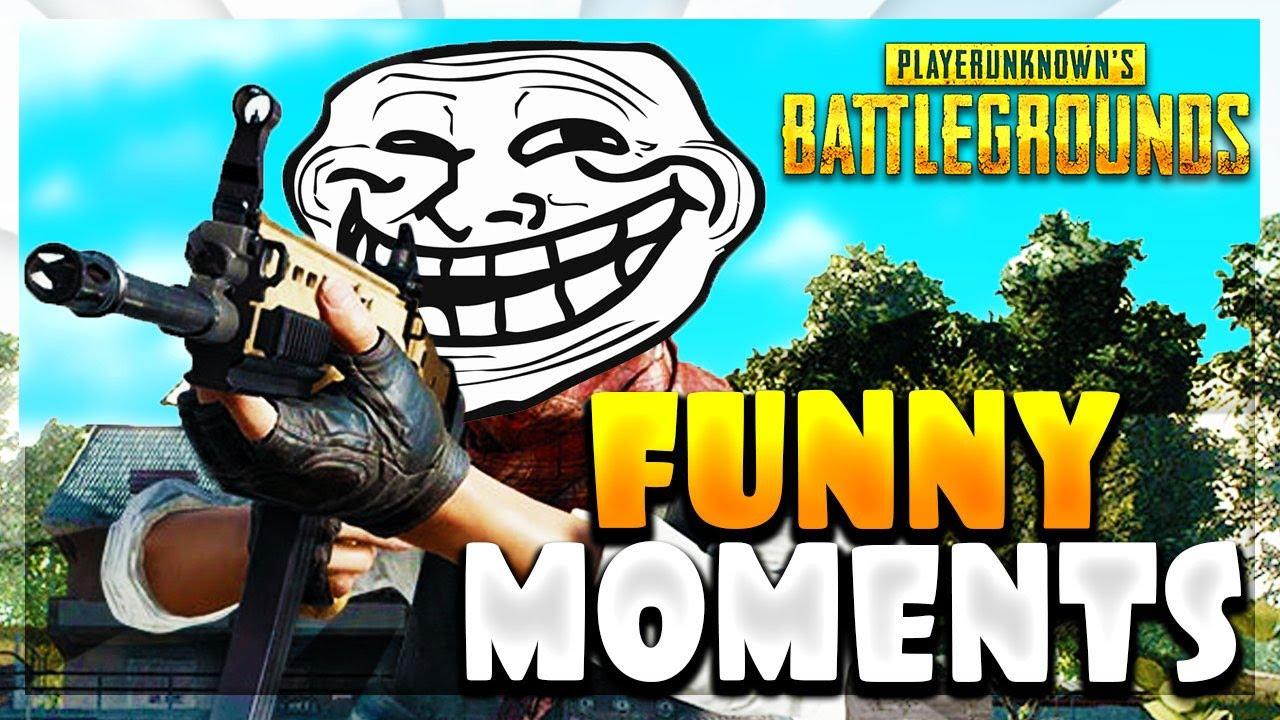 Battlegrounds Funny Moments Pubg