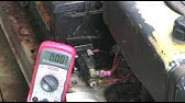 How to test lawn mower electrical safety switches - YouTube M Odel Av Kg Troy Bilt Wiring Schematic on