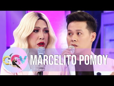 Marcelito reveals his biggest competition in America's Got Talent | GGV