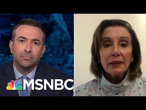 'Deadly': Pelosi Says Trump's Coronavirus Failures Cost American Lives   MSNBC