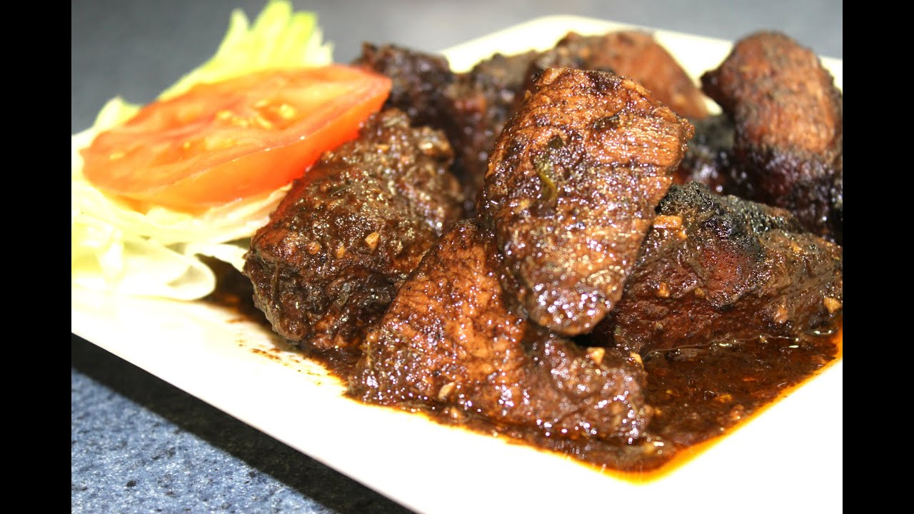 HOW TO MAKE JAMAICAN JERK PORK RECIPE 2015 - YouTube