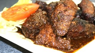 How To Make Jamaican Jerk Pork Recipe  2015