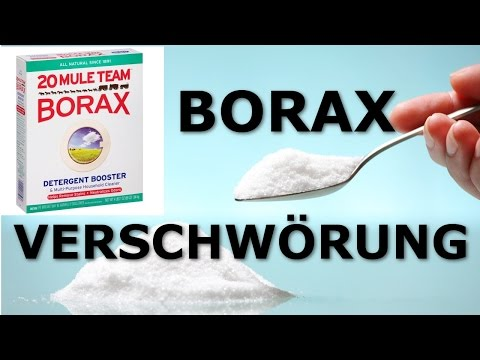 Meine Borax Erfahrungen | Die Borax Verschwörung | Daniel Wörner