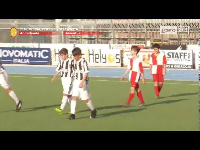 Icaro Sport. 7° Memorial Vincenzo Bellavista: Accademia Riminicalcio VB-Juventus