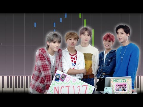 NCT 127 - Long Slow Distance (Piano Ver.)