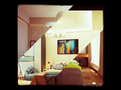 Нескучный дизайн интерьера.(спальни,кухни,гостиные).