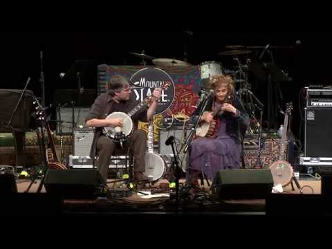 Bela Fleck & Abigail Washburn -What'cha Gonna Do - Live From Mountain Stage