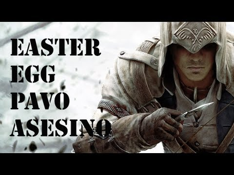 Easter Egg El Pavo Asesino | Assassin's Creed 3