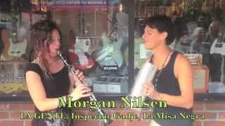 Morgan Nilsen Shout Out: Donate to LA GENTE