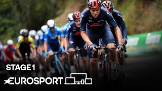 Vuelta a España - Stage 1 Highlights | Cycling | Eurosport