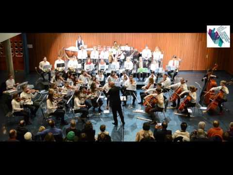 JSOB Konzert vom 15. Januar 2017 in Le Landeron