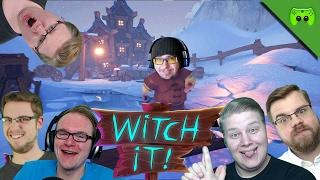 VERSTECKEN SPIELEN 🎮 Witch it #1