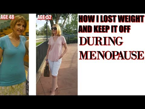 ��HOW I LOST WEIGHT DURING MENOPAUSE��