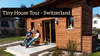Tiny House Tour - Switzerland