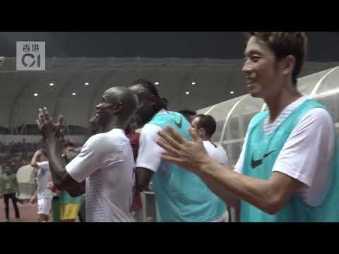 印尼 1:1 香港  Indonesia 1:1 Hong Kong (2018/10/16 國際足球友誼賽 International football friendly)