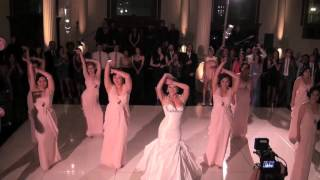 Wedding Dance - Choreography by Lisa Kellogg - www.HipHopDancer.com - Angel & Stephen