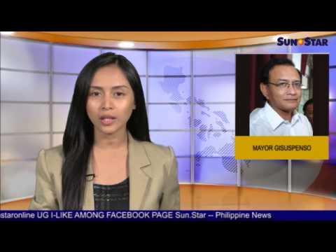San Fernando, Cebu mayor gisuspenso sa Ombudsman