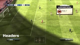 FIFA 12: Mental & Physical Accomplishments Guide (HD)