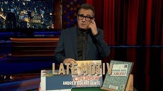 LATE MOTIV - Monólogo de Andreu Buenafuente. 'Banco de mierda'  | #LateMotiv331