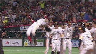 2019年4月25日 福岡ソフトバンク対オリックス 試合ダイジェスト