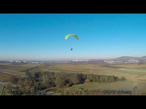 Hacker Nyos Paraglider