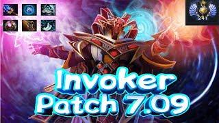 Invoker Dota 2 Patch 7 09