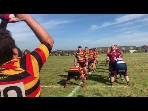 Thornton-Cleveleys XV V Blackpool Rugby Club 2019