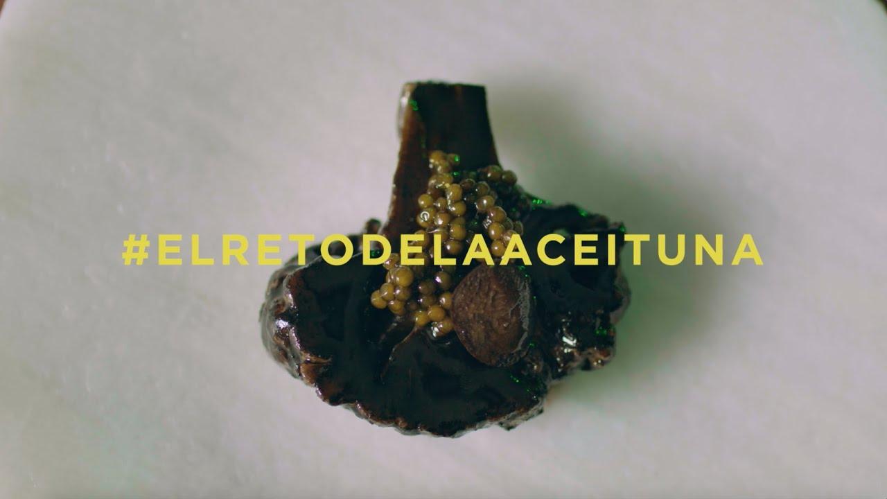 Reinventando la Aceituna - Diego Guerrero