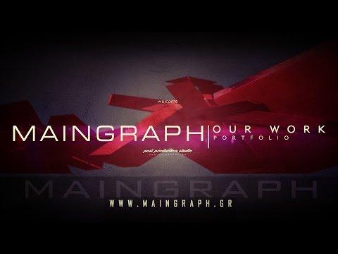 MAINGRAPH - Motion graphics showreel (2008)