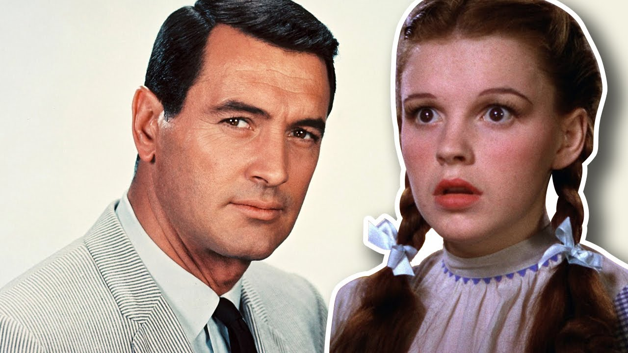 Old Hollywood Actors Who Were Forced to Live a Lie