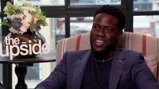 "CHAT WITH STARS: Kevin Hart and Bryan Cranston talk ""The Upside"""