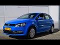 Volkswagen Polo 1.2 TSI 90 PK COMFORTLINE CRUISE / AIRCO / CPV