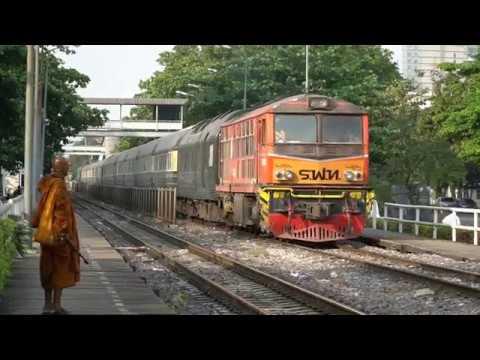รถไฟหรูสายเอเชีย ( Eastern and Oriental Express  :  E&O )