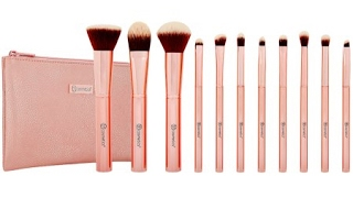 bh metal rose brush set review
