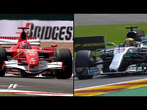 History Makers: How Hamilton and Schumacher Reached 68 F1 Poles Mp3