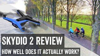 Skydio 2 Autonomous Sports Drone: Holy cow!